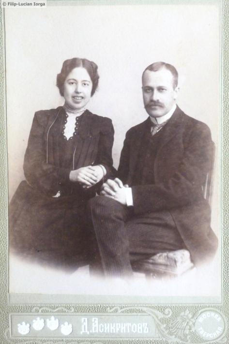 Katia si Kostia Onou