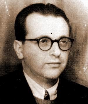 Scriitorul Paul Georgescu